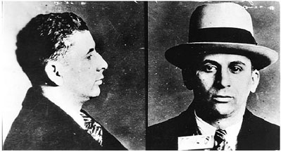 Meyer lansky Mug Shot