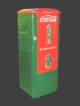 The Mills Model 45 Coca Cola Machine
