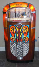 The Rockola Model 1426 Jukebox