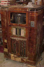 The Rock-Ola Imperial Jukebox, unrestored