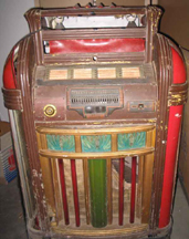 Seeburg Cadet Jukebox