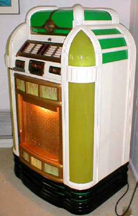 Seeburg Colonel Jukebox