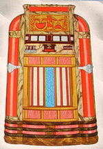 Seeburg Concertmaster Jukebox