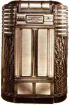 Seeburg Crown Jukebox - Catalog Photo