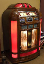 Seeburg Envoy Jukebox