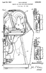 Seeburg Model 100A Patent No. 2,594,565