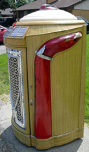 Seeburg Model 148 (Symphonola/Trashcan) Jukebox