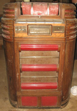 Seeburg Regal Jukebox  Unrestored