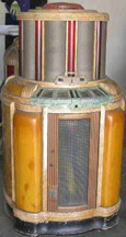 The Seeburg Super High Fidelity Jukebox