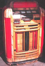 Seeburg Vogue Jukebox