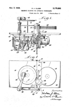 Sequence Selector Patent No. 2,178,886