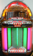 Wurlitzer Model 1100 Jukebox