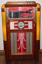 Wurlitzer Model 24 Jukebox