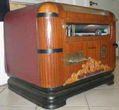Wurlitzer Model 616-A Countertop Juke Box