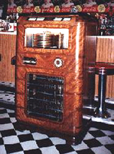 Wurlitzer Model 616 Jukebox, Variant 1