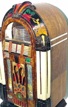 Wurlitzer Model 950 Jukebox