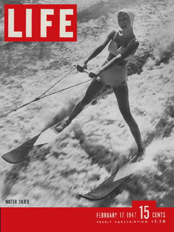Life magazine cover for February 17, 1947
