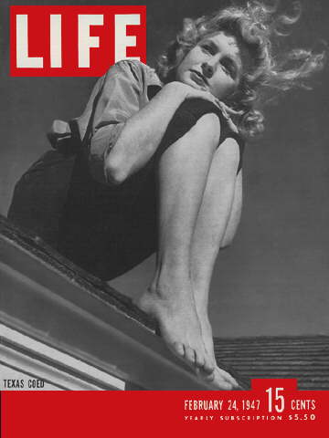 LIFE Magazine Cover, Feb 24, 1947