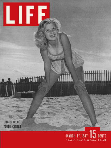 LIFE cover March 17, 1947