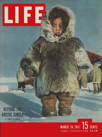 LIFE cover March 24, 1947