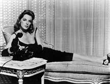 Julie London in 1947