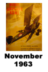 Model Airplane news cover for November of 1963