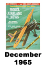 Model Airplane news cover for December of 1965