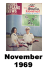 Model Airplane news cover for November of 1969
