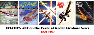 go to the master list of Model Airplane News Covers