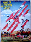 Model Airplane News Cover for April, 1949