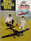 Model Airplane News Cover for April, 1969