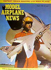 Model Airplane News Cover for August, 1960