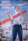 Model Airplane News Cover for December, 1949