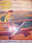 Model Airplane News Cover for February, 1950