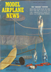 Model Airplane News Cover for February, 1963