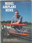 Model Airplane News Cover for February, 1967