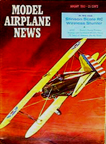 Model Airplane News Cover for January, 1960 by Jo Kotula Boeing F4B4 (P12)
