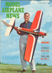 Model Airplane News Cover for January, 1963