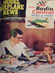 Model Airplane News Cover for January, 1969
