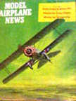 Model Airplane News Cover for June, 1960 by Jo Kotula Thomas-Morse SC-4 Scout