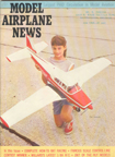 Model Airplane News Cover for June, 1962