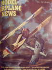 Model Airplane News Cover for June, 1964 by Jo Kotula Sopwith Pup
