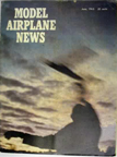 Model Airplane News Cover for June, 1965