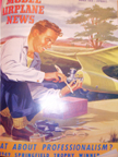 Model Airplane News Cover for August, 1949