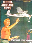 Model Airplane News Cover for May, 1950