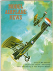 Model Airplane News Cover for May, 1964 by Jo Kotula RAF B.E. 12