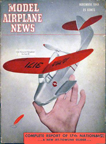 Model Airplane News Cover for November, 1948