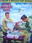 Model Airplane News Cover for May, 1949
