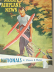 Model Airplane News Cover for October, 1949