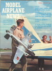 Model Airplane News Cover for October, 1962